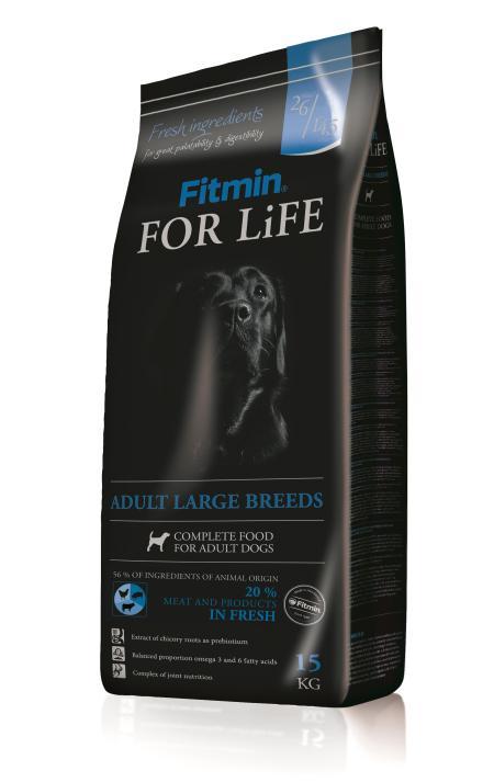 Fitmin Dog For Life Adult Large 15kg