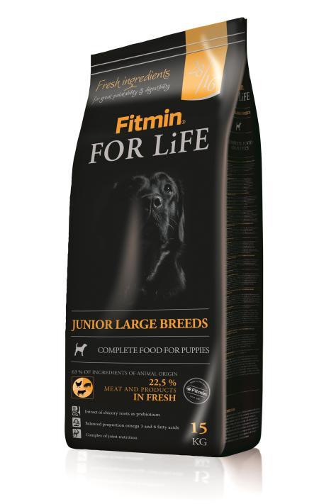 Fitmin Dog For Life Junior Large 2x15kg