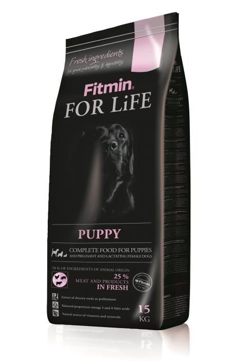 Fitmin Dog For Life Puppy 2x15kg