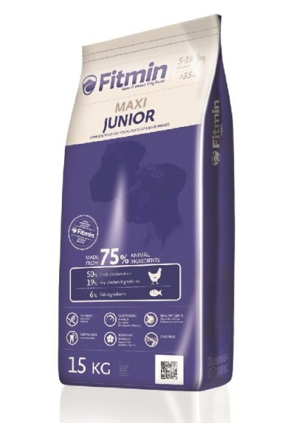 Fitmin Maxi Junior 15kg