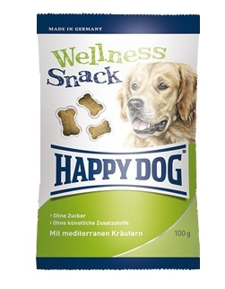 Happy Dog Supreme Wellness Snack 100g