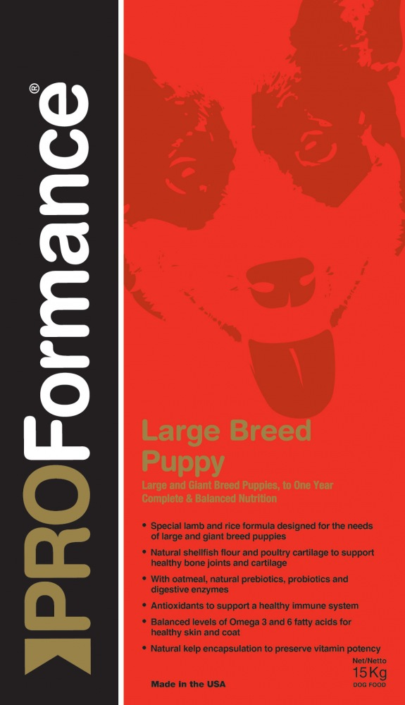 PROFormance Puppy Large Breed 15kg