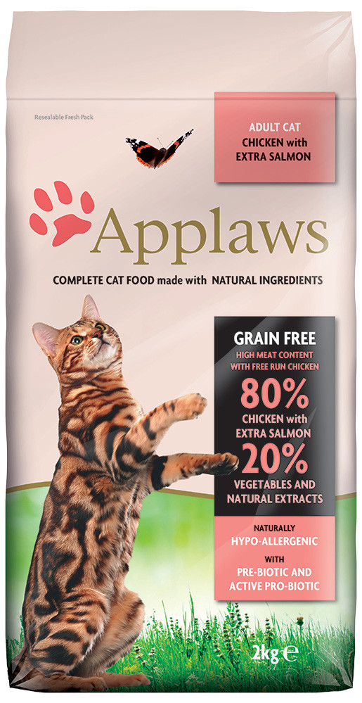 Applaws Cat Adult Chicken&Salmon 2kg
