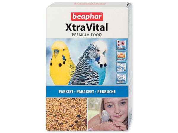 Beaphar XtraVital pro andulky 500g