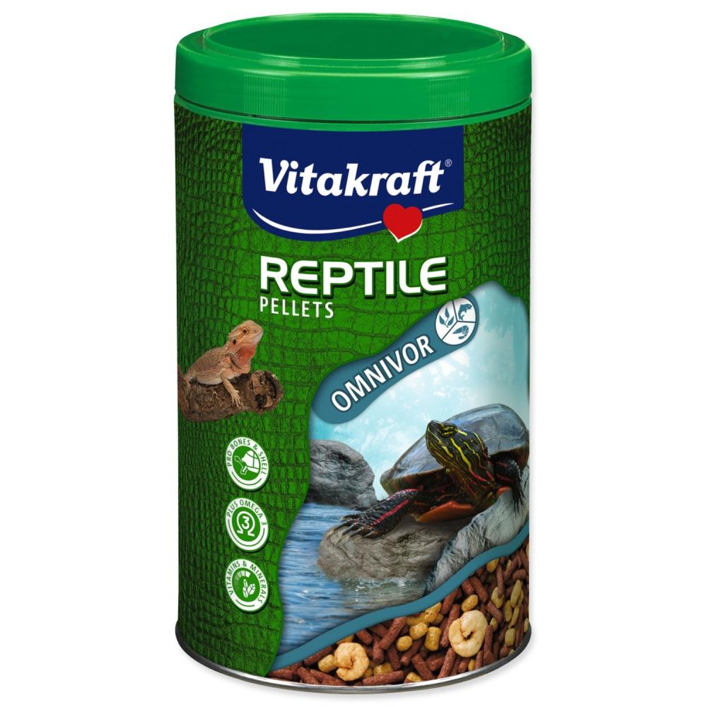 Vitakraft Reptile Pellets OMNIVORE 250ml