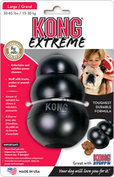 Hračka guma Extreme Kong giant