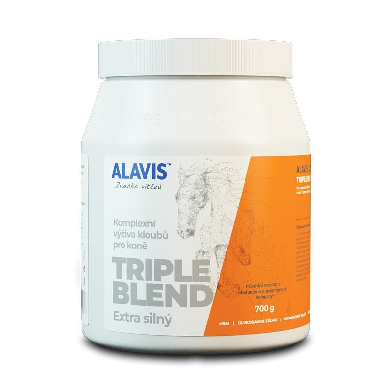 Alavis Triple Blend Extra silný 700g+ doprava zdarma
