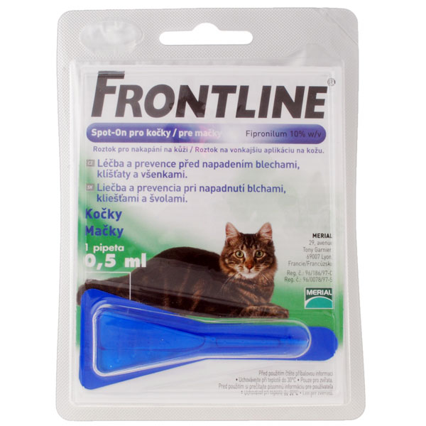 Frontline Spot On Cat 1 x 0,5ml