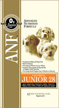 ANF Canine Junior 28 12kg