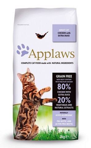 Applaws Cat Adult Chicken&Duck 2kg