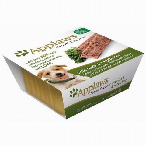 Applaws Paté Dog jehně a zelenina 150g