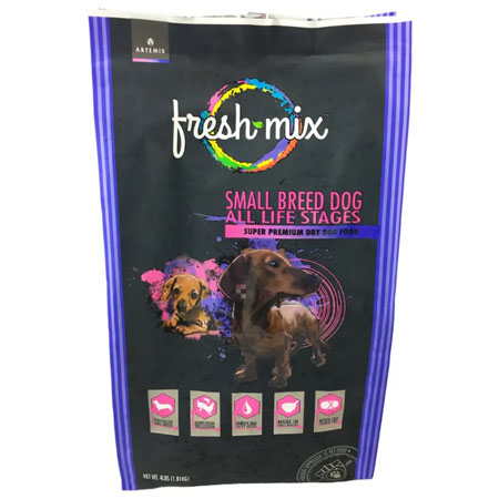 Artemis Fresh Mix Small Breed All Life Stages 6,35kg