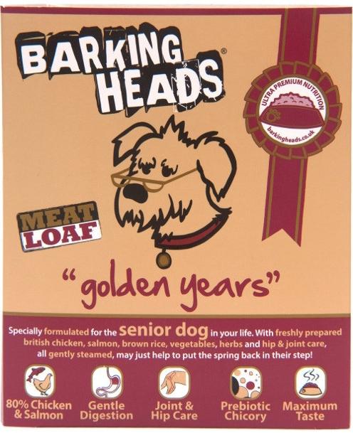 Barking Heads Konzerva Golden Years 400g