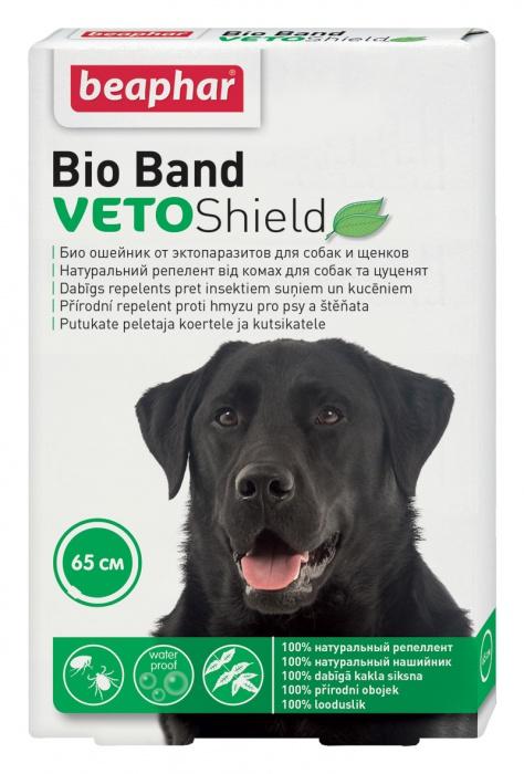 Beaphar Dog Bio Band antiparazitní obojek 65 cm