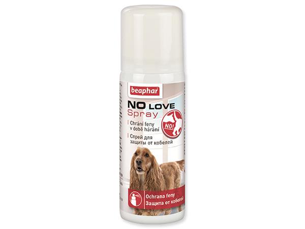 Beaphar No Love Spray pro hárající feny 50ml