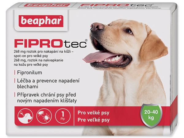 Beaphar Fiprotec Spot on pro psy L 20-40 kg