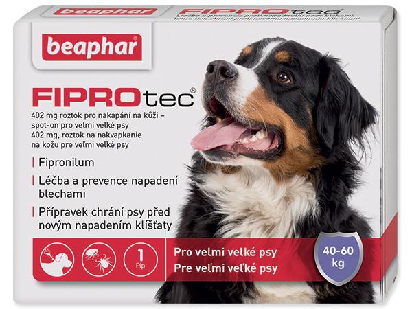 Beaphar Spot on Fiprotec pro psy XL 40-60 kg
