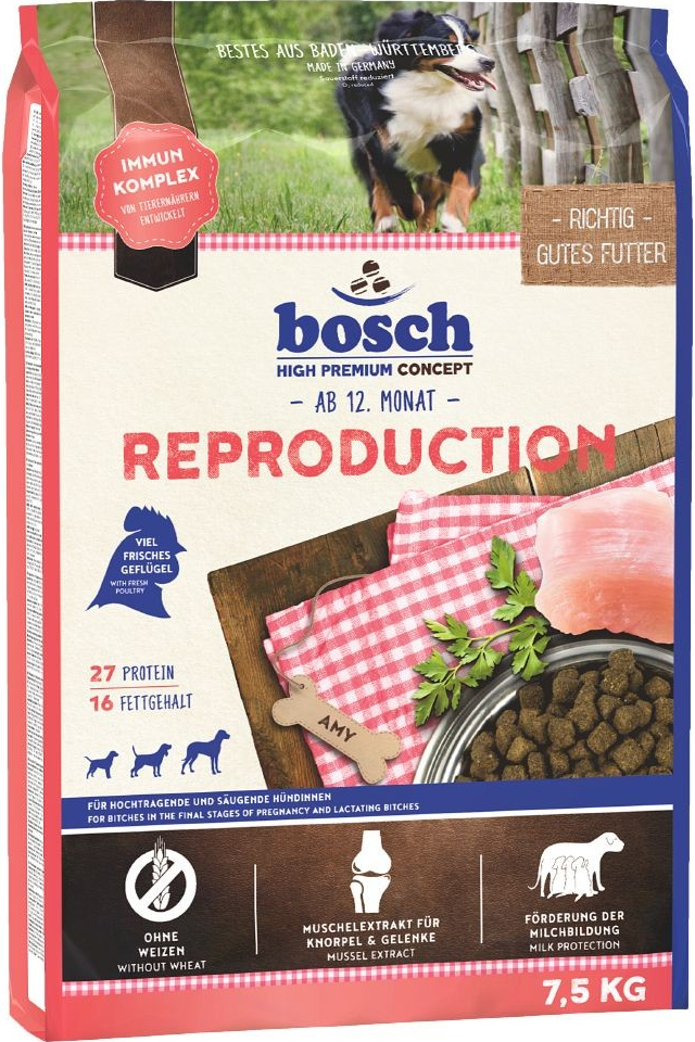 Bosch Dog Reproduction 7,5kg