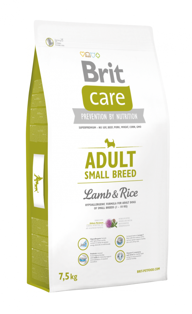Brit Care Adult Small Breed 3kg