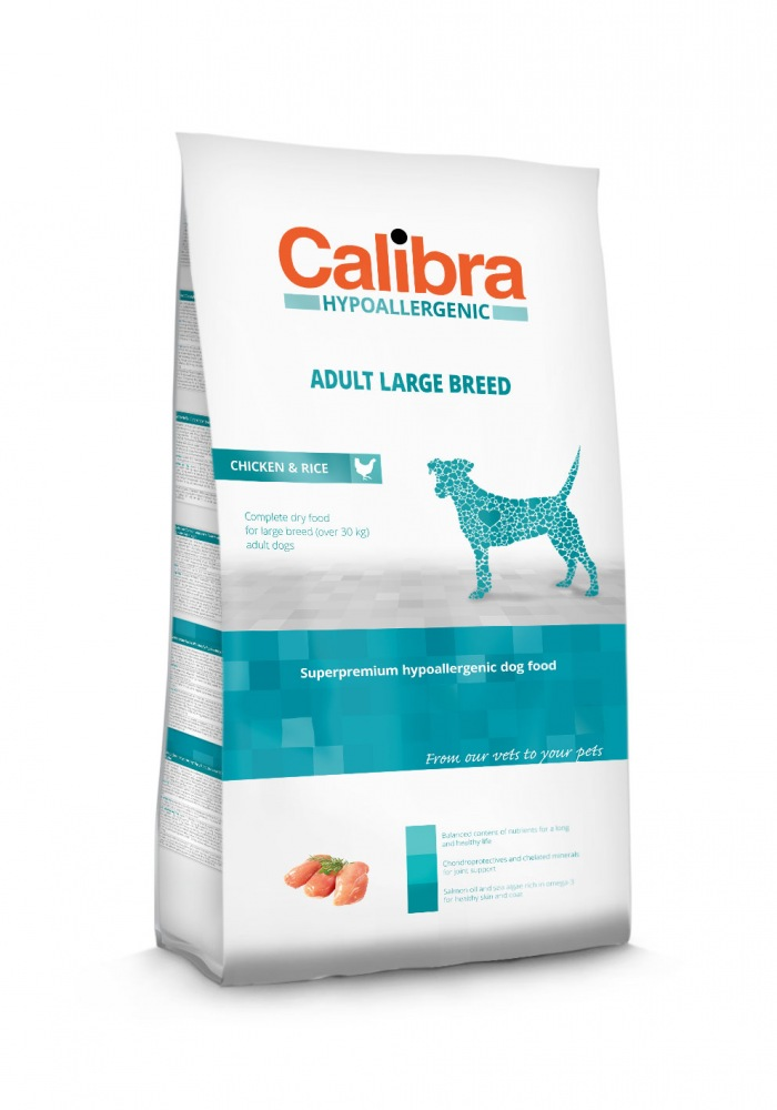 Calibra Dog HA Adult Large Chicken & Rice 3kg