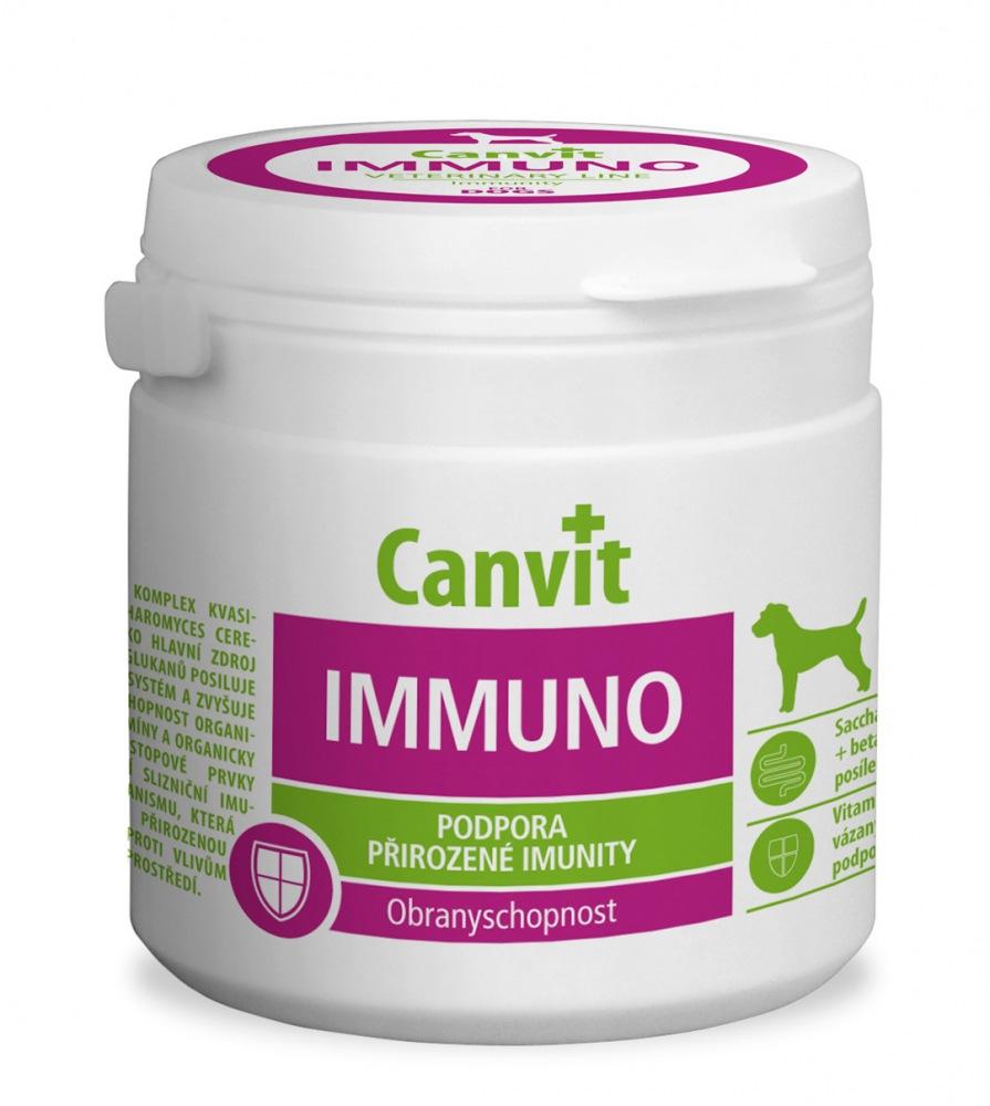 Canvit Immuno 100g tbl.