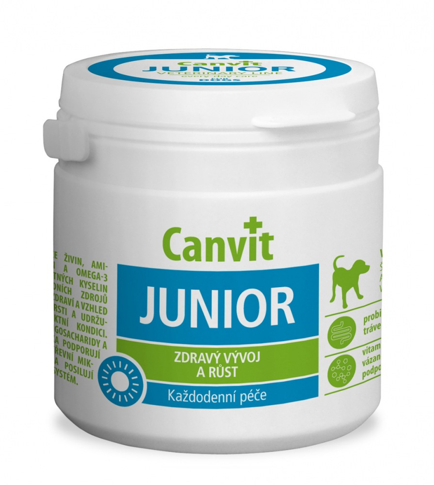 Canvit Junior tbl. 100g