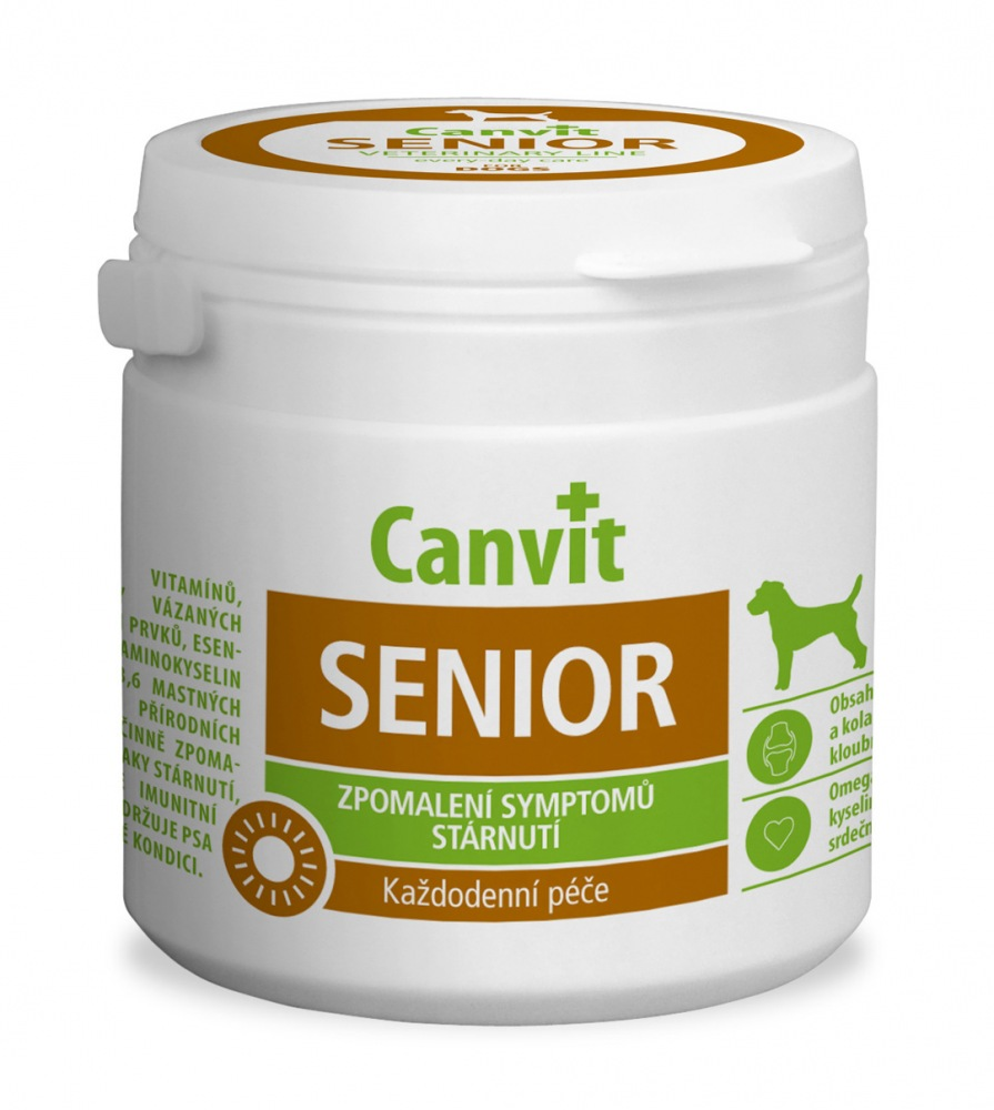Canvit Senior tbl. 100g