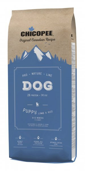 Chicopee Pro Nature Puppy 20kg