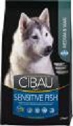 CIBAU Dog Adult Sensitive Fish Medium & Maxi 12kg