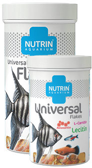 Nutrin Aquarium Universal Flakes 50g