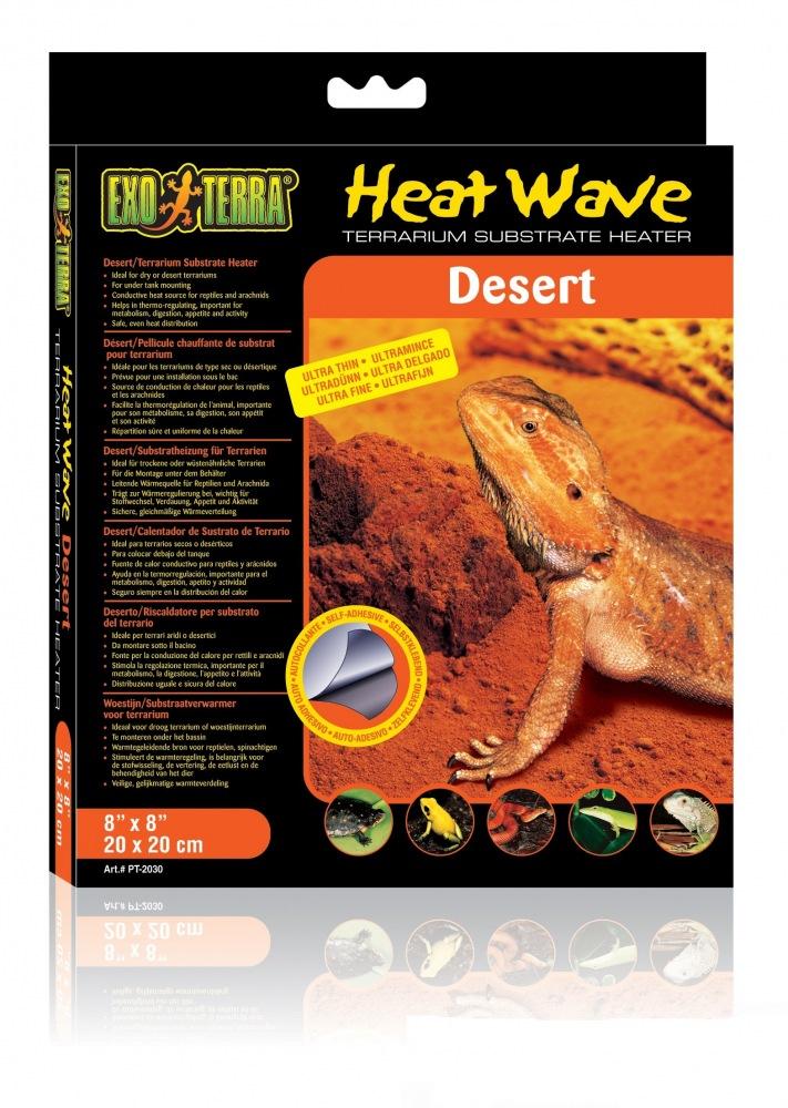 Deska topná EXO TERRA Heat Wave Desert malá