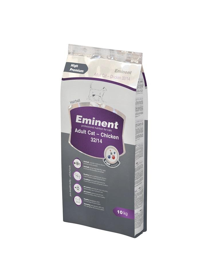 Eminent Adult Cat Chicken 10kg