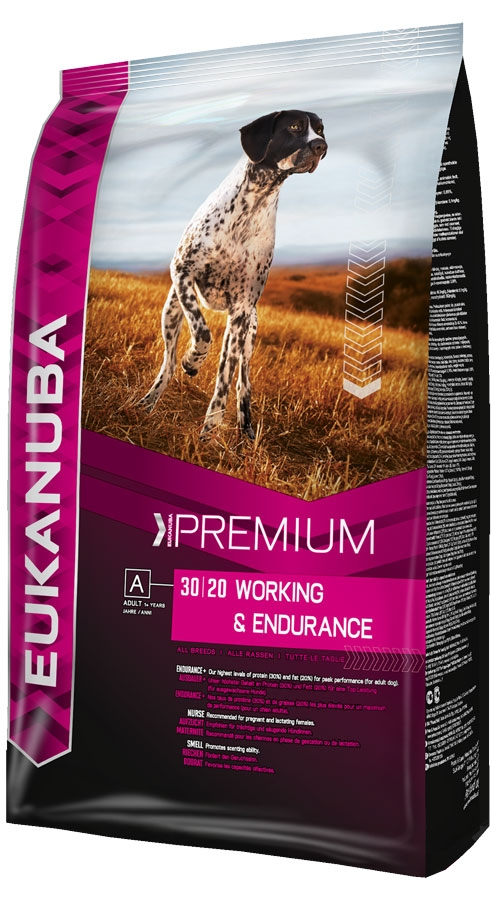 Eukanuba Adult Working & Endurace 15kg