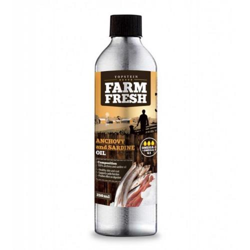 Farm Fresh Anchovy & Sardine Oil 250 ml