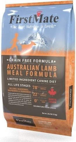 FirstMate Australian Lamb 6,6kg