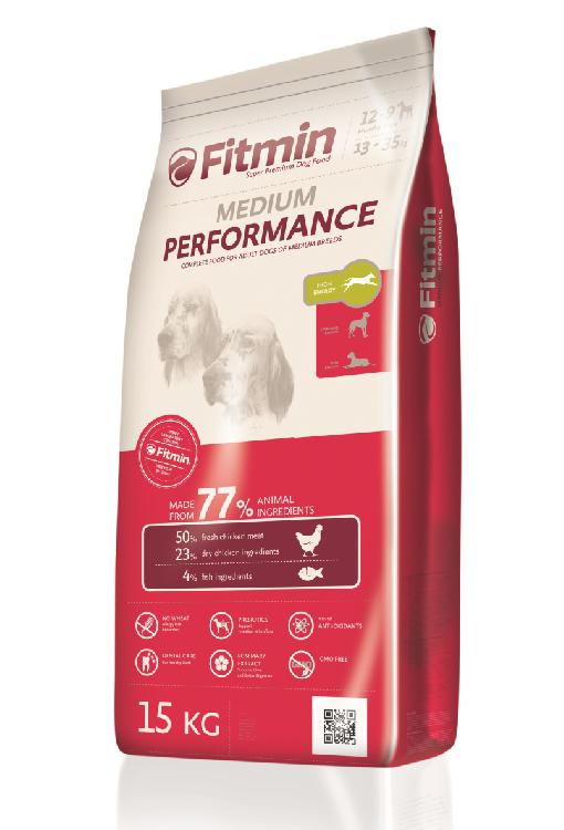 Fitmin Medium Performance 15kg