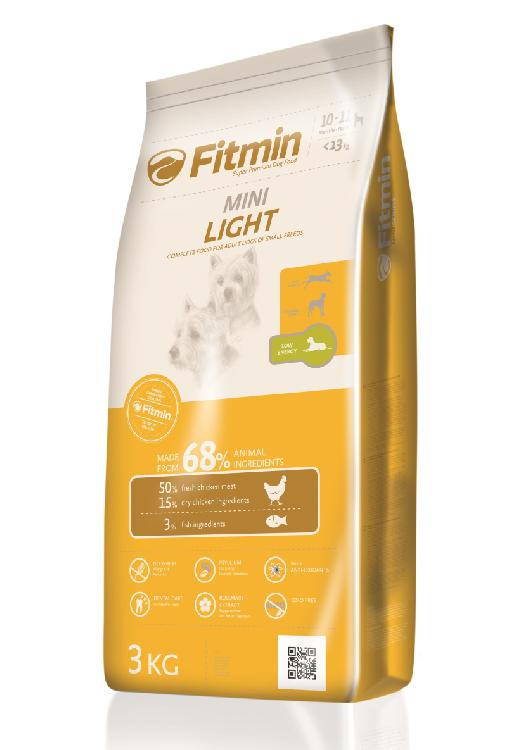 Fitmin Mini Light 3kg