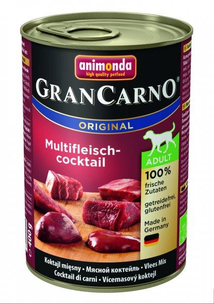 Gran Carno Adult Original konzerva masový koktejl 400g