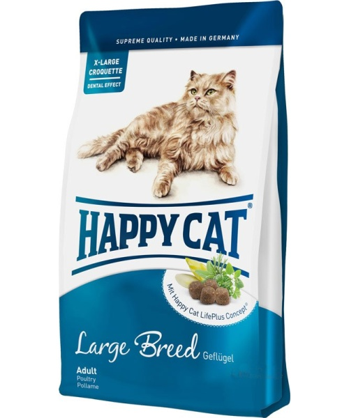 Happy Cat Adult Large Breed 4kg