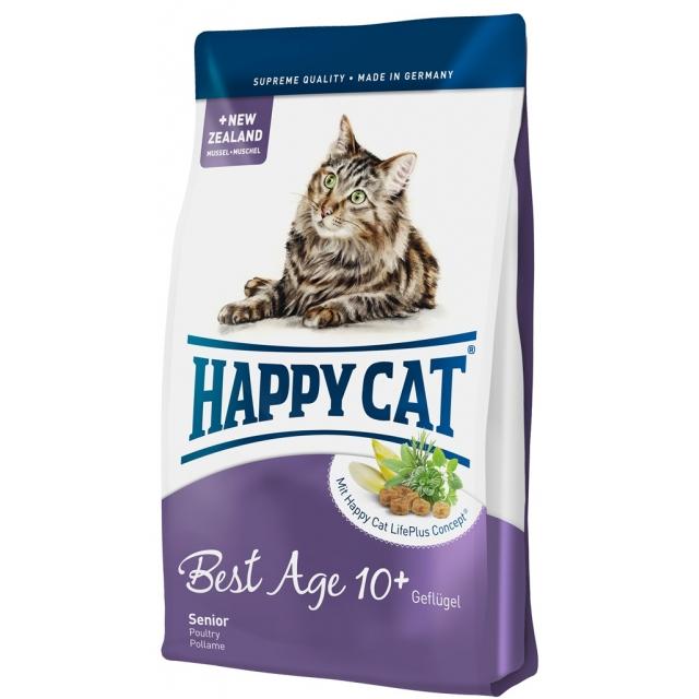 Happy Cat Best Age 10+ 4kg