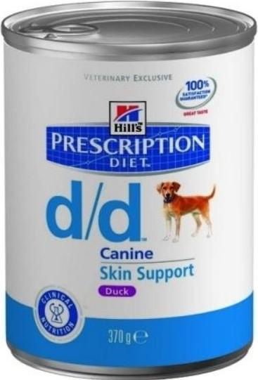 Hill's Canine D/D Duck&Rice konzerva 370g