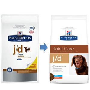 Hill's Canine J/D Mini 2kg