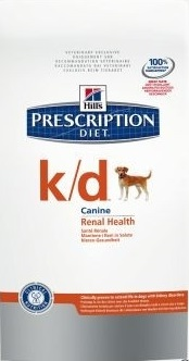 Hill's Canine K/D 2kg
