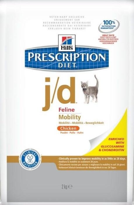 Hill's Feline J/D 2kg