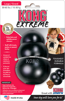 Hračka guma Extreme Kong medium