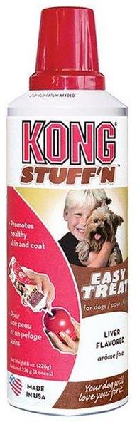 Kong pasta ve spreji pro psy - játra 226g