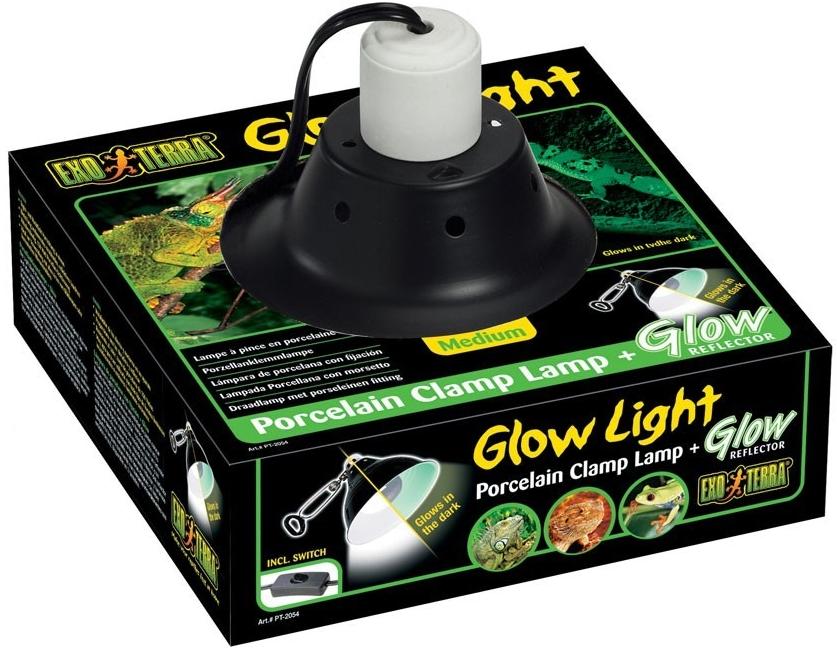 Lampa Glow Light střední