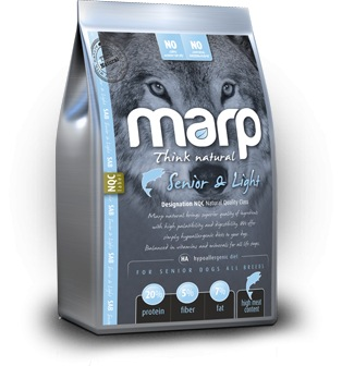 Marp Natural Senior and Light 12kg