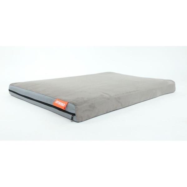 Matrace Aminela Half & Half šedá 100x70x10cm