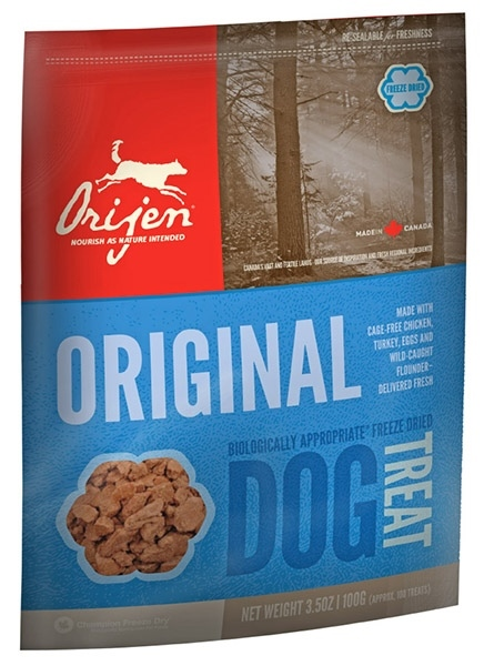 Orijen Dog Treast Original 100g